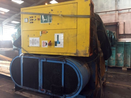 Magnapower Overband Can Sorter